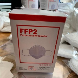KN95 face mask with CE certified FFP2