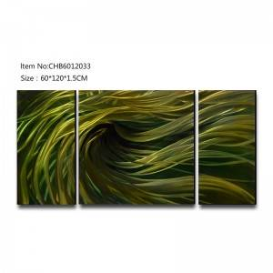 New Fashion Design for Silver Hanging Swirls -