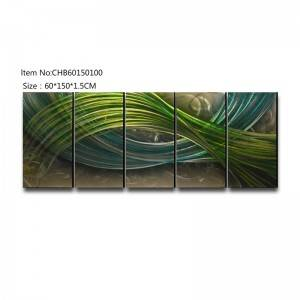 Hot Selling for Tropical Fish Metal Wall Art -