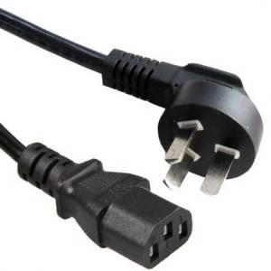 Chinese power supply cord with C13