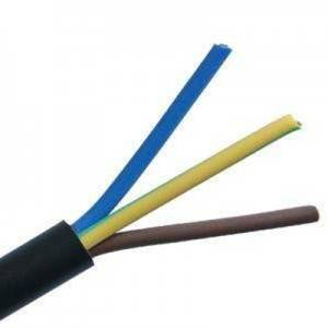 Reasonable price China UL, Wire, Solid or Stranded, PVC Insulation Flexible Power Supply Cords Nispt-1