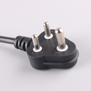 South African power cord 6A, 10A