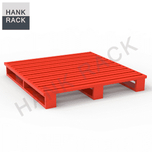 Single side 4 way pallet