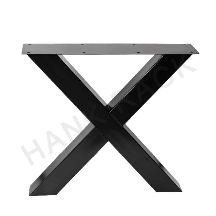 X Shape Metal Table Leg Featured Image