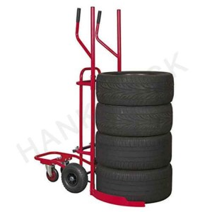 Hand Trolley for Tire