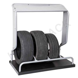 China wholesale Tire Display Rack -