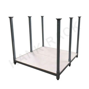 China New Product Folding Warehouse Rack -