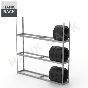 3 Levels Boltless Tire Rack