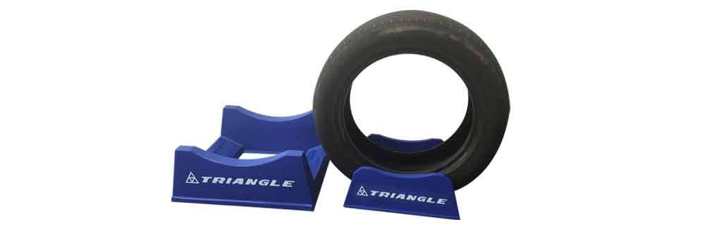 Display Stand for Triangle Tire