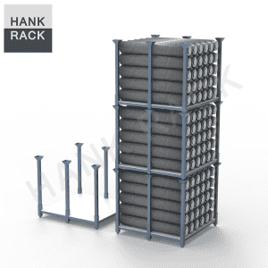 Best quality Tire Warehouse Rack -