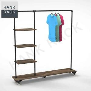 Pipe Cloth Rack