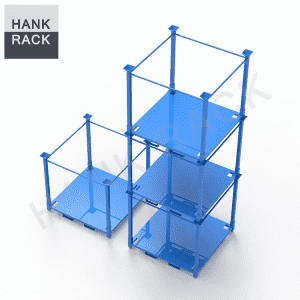 Stack Rack with top bar