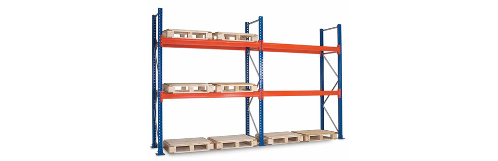 Standard Pallet Rack Warehouse Shelves Heavy Duty Warehouse Shelves Rack