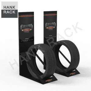 POS Display Rack Tire Display