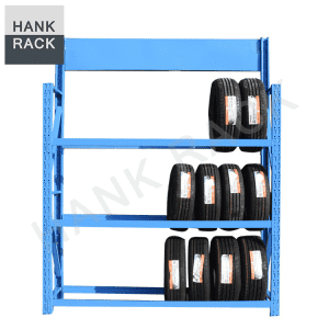 Tyre Shop Repair Store Display Storage Tire Rack