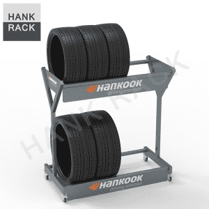 Hankook Tire Display Stand