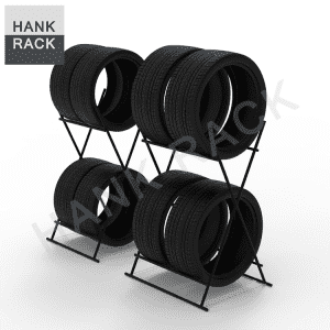 Extendable Tire Stand
