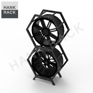 Honeycomb Wheel Display System