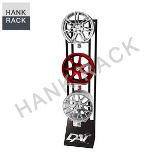 Alloy Rim Display Wheel Stand