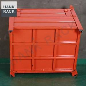 Steel Turnover Box
