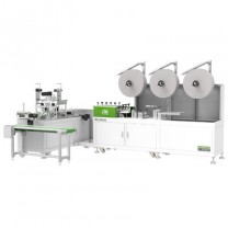 Automatic One Plus One Flat Mask Machine -