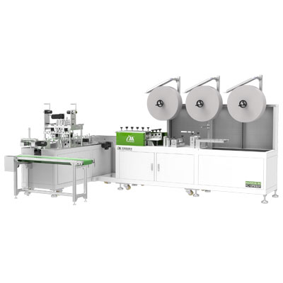 1 in 1 Flat Mask Production Line