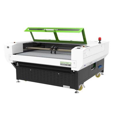 E Type Conveyor Auto-feeding Laser  Cutting Machine