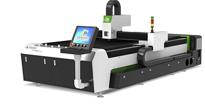 Mid-power Fiber Laser Cutting Machine