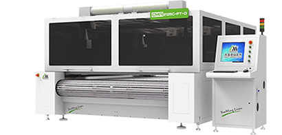 CO2 Laser Pagputol Machine
