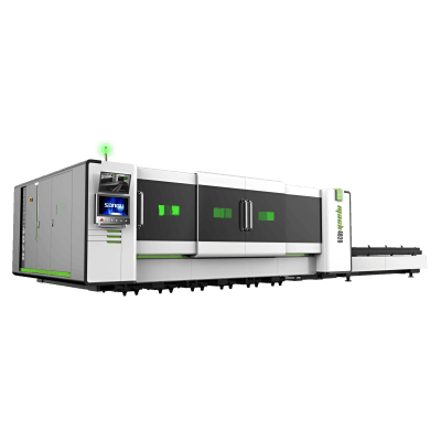 Mach Series Fiber Laser Cutting Machine