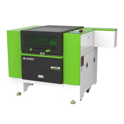 Co2 Laser Engraver With Motorized Table