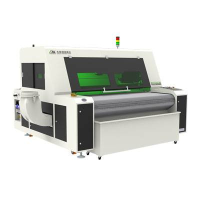Auto-feeding Laser Cutter for Rool