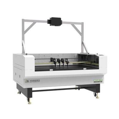 Laser Cutter with Projection
