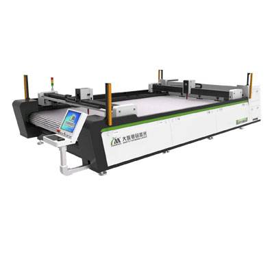X-Large Fabric Laser Cutter for Textile