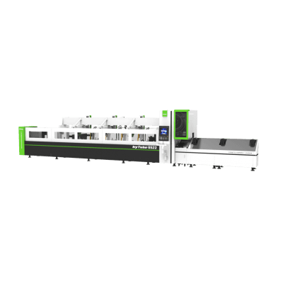 HyTube Series  Tube Fiber Laser Cutting Machine