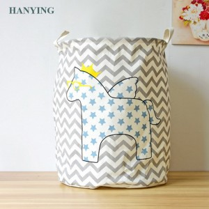Wholesale fashion modern Clothing home storage baskets Laundry baskets Toy storage baskets