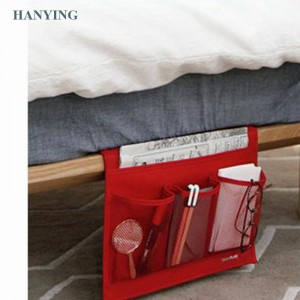 Creative design home storage table cabinet sofa bed hanging storage bag magazine remote control admission bag sofa bag Report