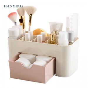 Aljihun tebur Desk Oganeza Desktop Storage Box Cosmetic Storage Oganeza Makeup Oganeza Stationery Jewelry Case