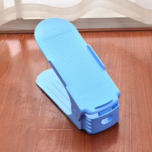 Adjustable Space Saver plastic Shoe Slots