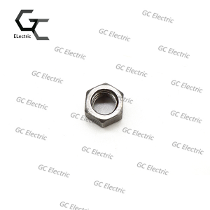 HDG /zinc plated /black Hex nut