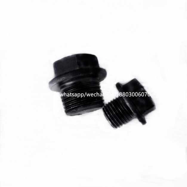 Wholesale Price China Hex Flange Bolts -