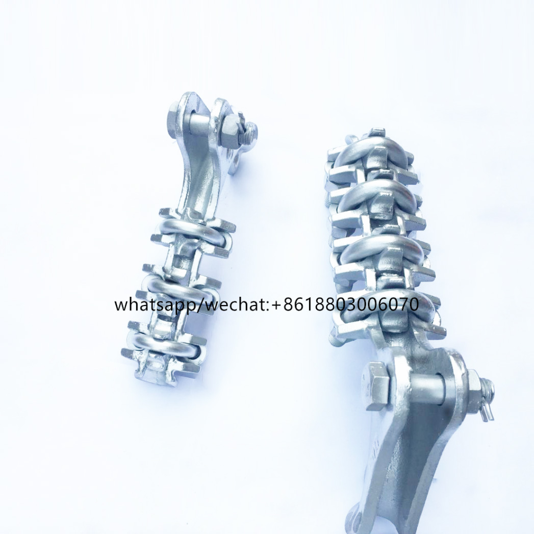 China New Product Hot Dip Galvanized Carbon Steel Embeded Parts -