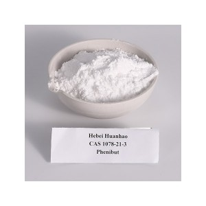 Factory Free sample Tryptamine Powder - phenibut powder cas 1078-21-3 with best price – Huanhao