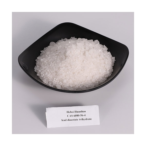 OEM/ODM Supplier Procaine Penicillin Powder - Lead Acetate Trihydrate – Huanhao