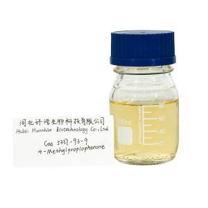 High Quality 4-Methylpropiophenone CAS 5337-93-9 With Best Price