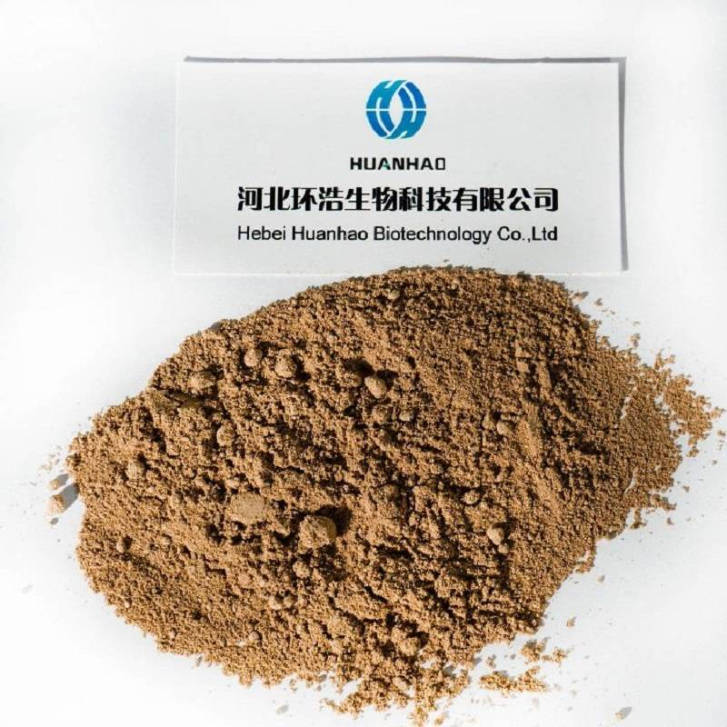18 Years Factory China CAS 5337-93-9 - antioxidant factory outlet kojic acid CAS 501-30-4 with tawny powder – Huanhao