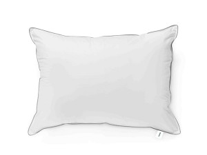 Silver Clear 233TC cotton pillow shell and  Silver Clear 233TC cotton duvet