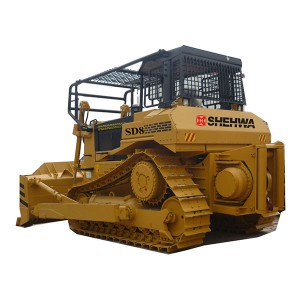 Renewable Design for 3t Loading Machine - Forestry Bulldozer SD8F – Xuanhua  Construction