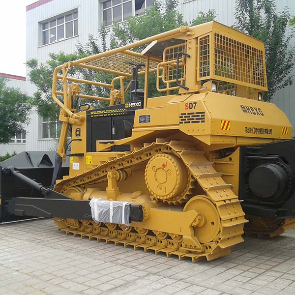 Manufacturer of Gold Mining Machine - Forestry Bulldozer SD7F – Xuanhua  Construction