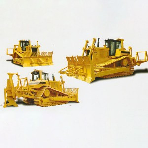 Factory Free sample China Backhoe Loader - Multi-function Bulldozer SD7LGP – Xuanhua  Construction